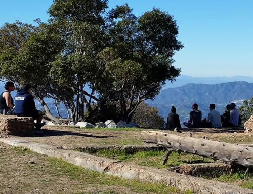 Echo Mt. Club Hike